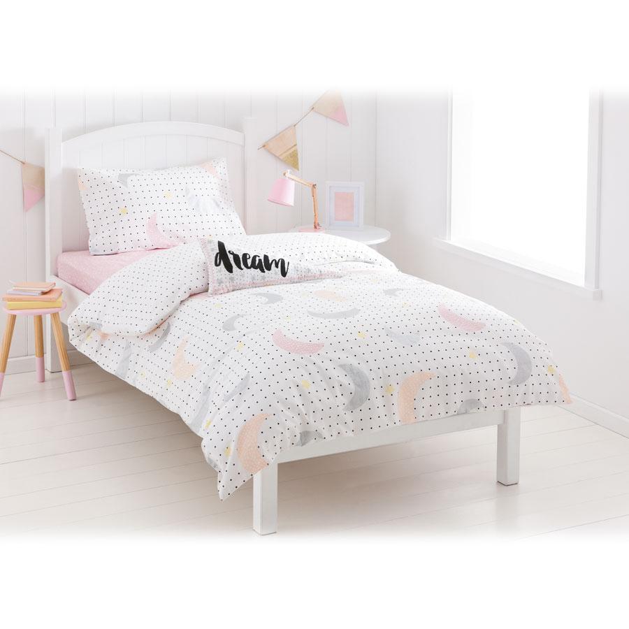 Stylish kids bedroom makeovers kmart for Stylish children s furniture
