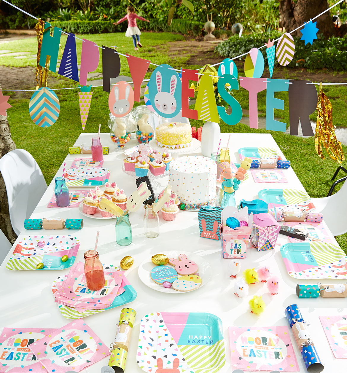 Creative ideas for hosting an easter lunch kmart creative ideas for hosting an easter lunch negle Gallery