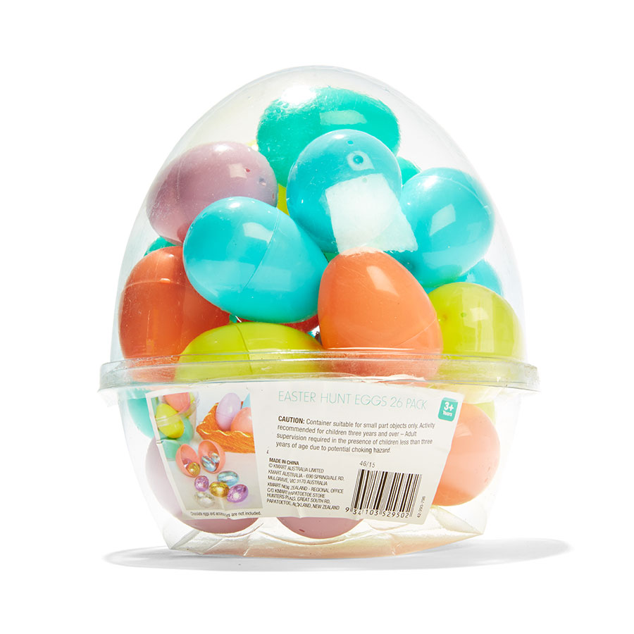 Easter Egg Hunt Kmart