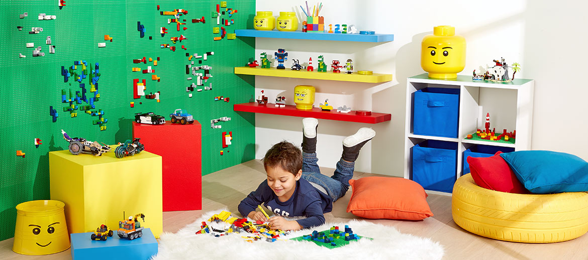 diy-kids-lego-room - Kmart