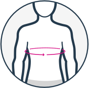How to measure - Chest