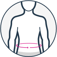 How to measure - Waist