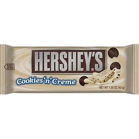 Hershey's Cookie n Creme - 43g | Kmart