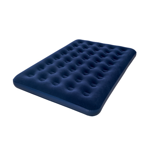 Flocked Air Mattress - Double Bed