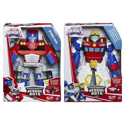Transformers Rescue Bots Megabot   Assorted