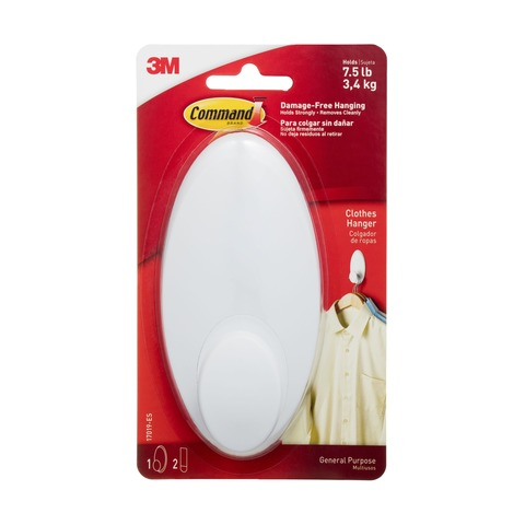 3M Command Clothes Hanger
