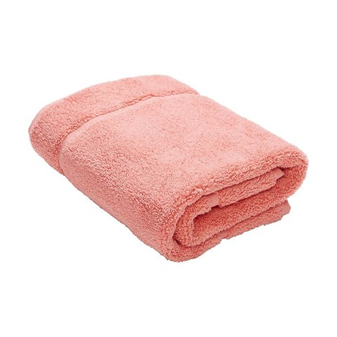 Landon Foot Towel - Coral