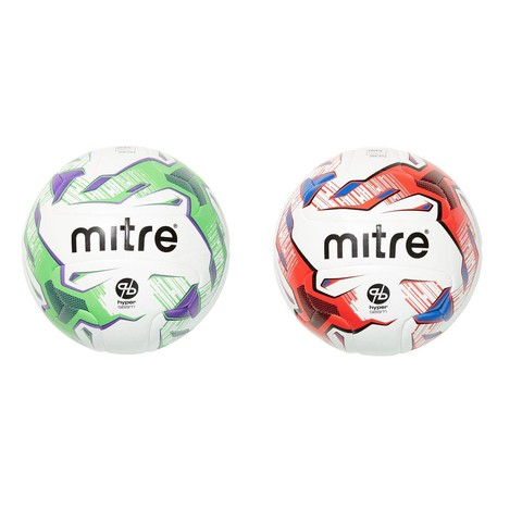 Mitre Rival Soccer Ball - Assorted
