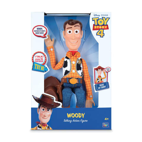 Woody Doll Talking Toy Story Figure 96