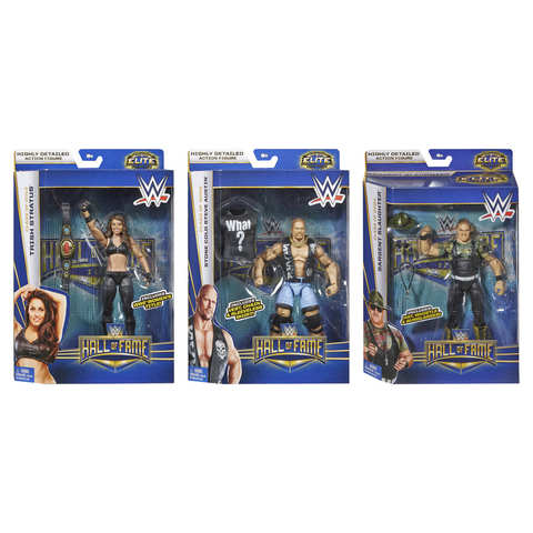 WWE Hall Of Fame Action Figures - Assorted
