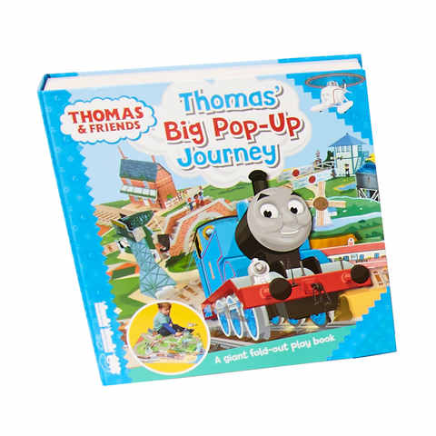 Thomas and Friends: Thomas' Big Pop-Up Journey - Book