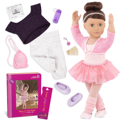 Our Generation Sydney Lee Doll Kmart