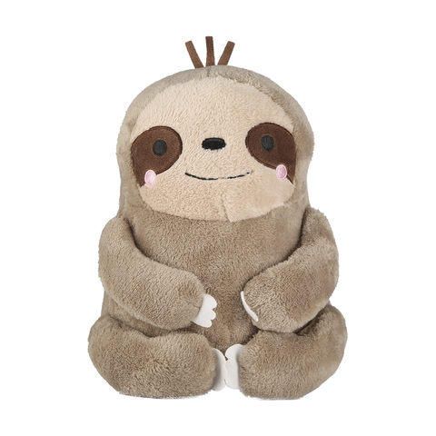 Plump Sloth Plush Toy Kmart
