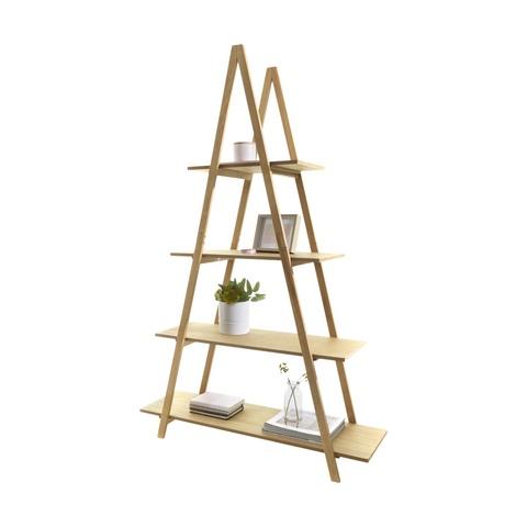 Contemporary A Frame Bookshelf Component - Frames Ideas - ellisras.info