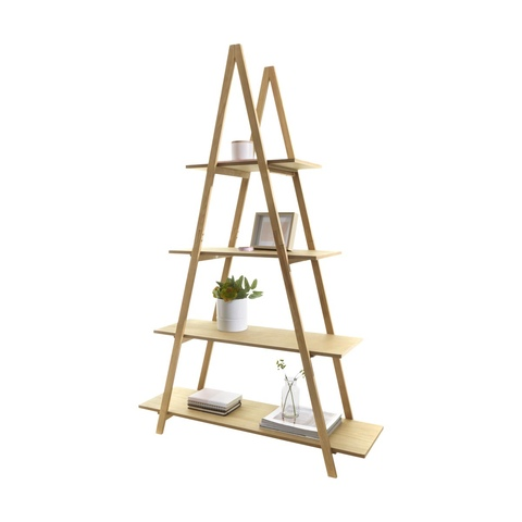 A Frame Ladder Bookshelf Kmart
