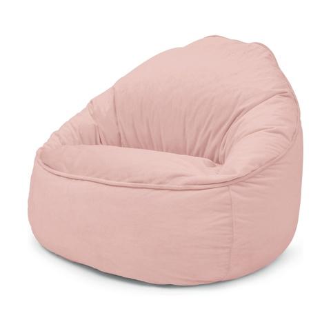 Wondrous Kids Chair Bean Bag Pink Uwap Interior Chair Design Uwaporg