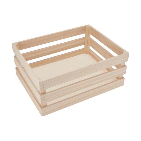 Wooden Crate Medium