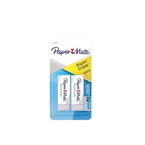 Paper Mate Rapid Eraser - Set of 2