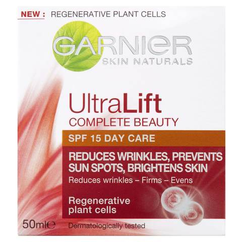 Garnier UltraLift Complete Beauty Cream - Day, 50ml