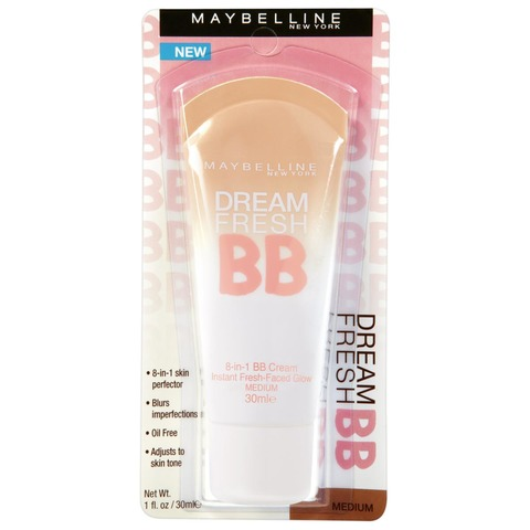 Maybelline Dream Fresh BB Cream - Medium