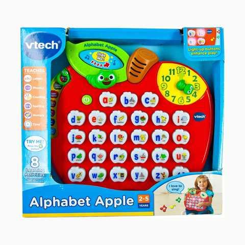 6cfd35af035 Alphabet Apple Toy | Kmart