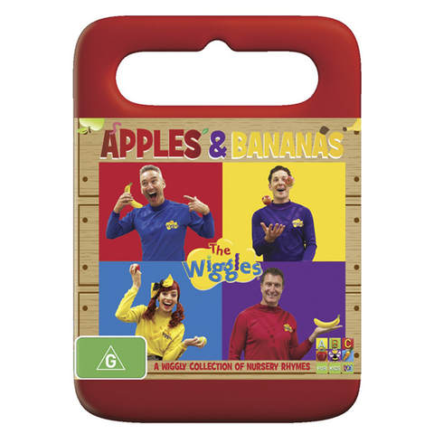 The Wiggles: Apples & Bananas - DVD