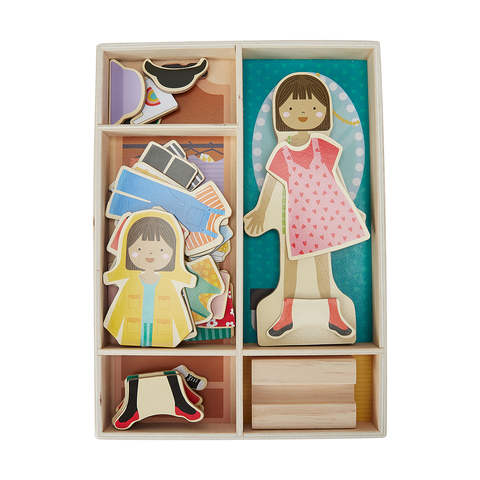 Magnetic Dress Up Set