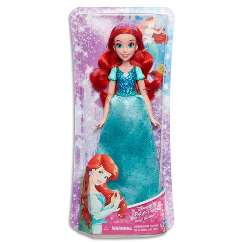 Disney Princess Ariel Fashion Doll