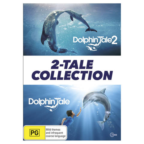 Dolphin Tale: 2-Tale Collection - DVD