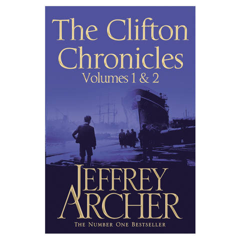 The Clifton Chronicles: Volumes 1 & 2 by Jeffrey Archer - Book