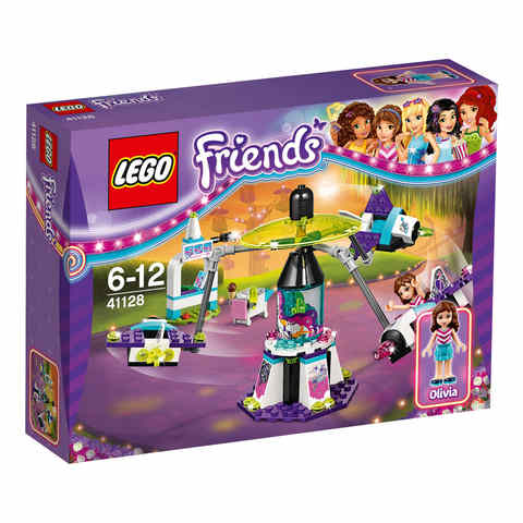 LEGO Friends Amusement Park Space Ride - 41128