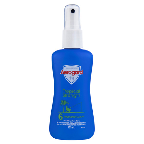 Aerogard Tropical Strength Spray - 135ml