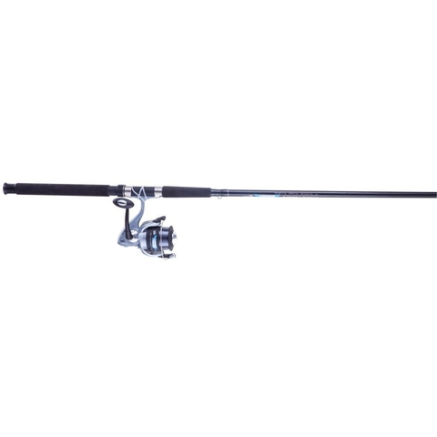 Jarvis Walker Focus General Purpose Telescopic Combo - 8ft., Black