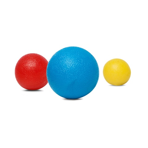 Hand Therapy Balls - Set of 3