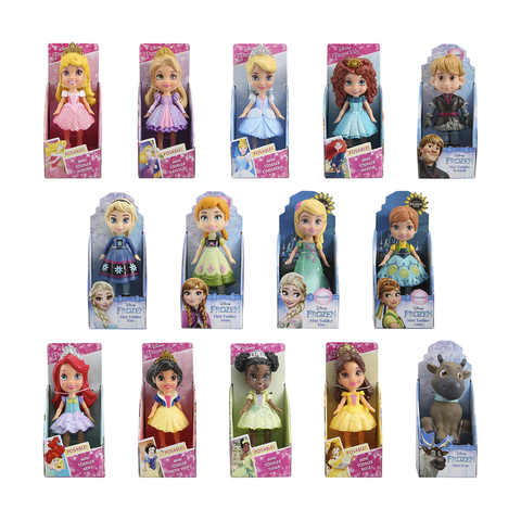 Mini Toddler Disney Doll - Assorted