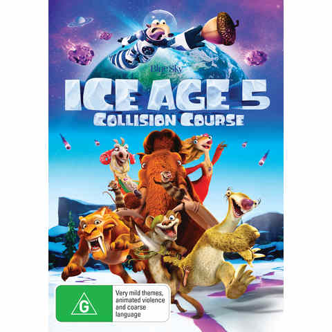 Ice Age: Collision Course - DVD