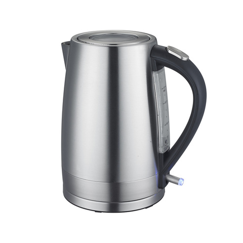 1.7L Stainless Steel Kettle - Silver Look