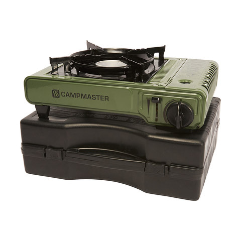 Campmaster Portable Gas Stove Kmart