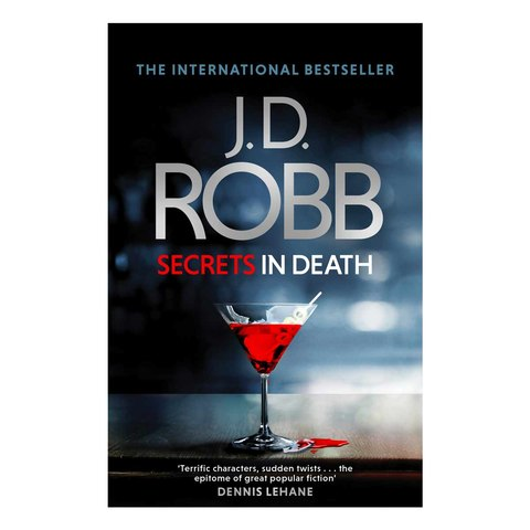 Secrets in Death by J.D. Robb - Book