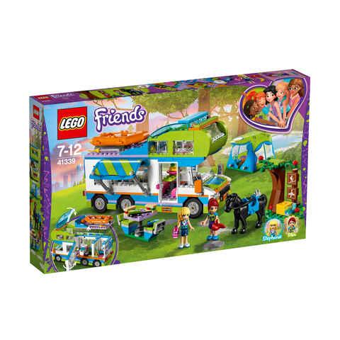 Lego Friends Mias Camper Van 41339 Kmart