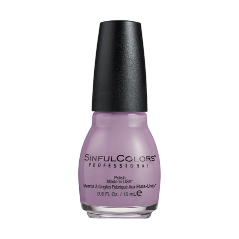 SinfulColors Professional Nail Enamel - 15ml, Shock Candy