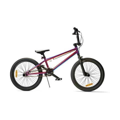 50cm Oil Slick Finish BMX Bike | Kmart
