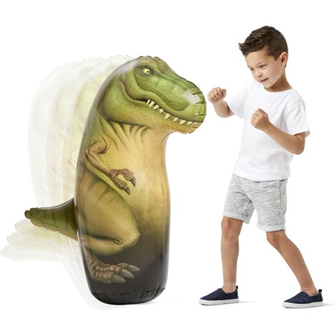 Dinosaur Knock Out Toy | Kmart