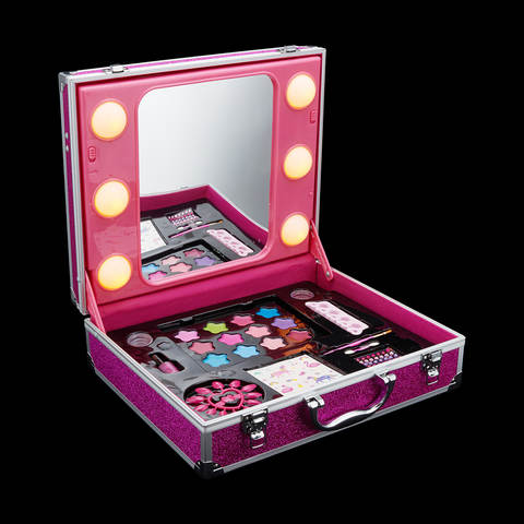 Light Up Makeup Case Kmart