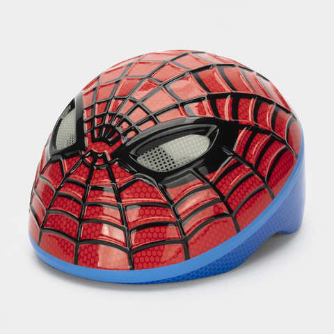 Spiderman Bicycle Helmet