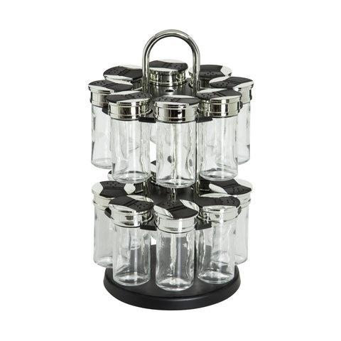 17-Piece Spice Jar Set