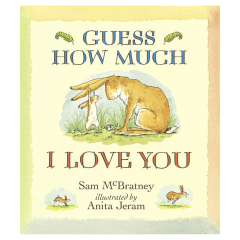 Guess How Much I Love You by Sam McBratney - Book | Kmart