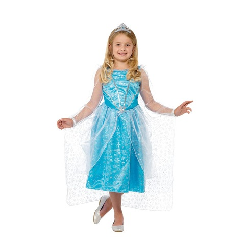 Ice Princess Costume - Ages 4-6