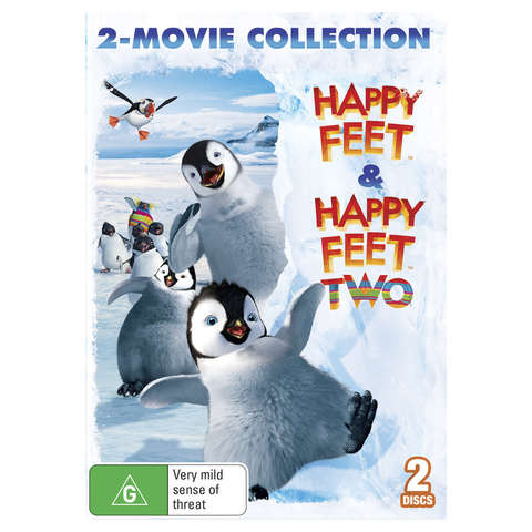 Happy Feet: 2-Movie Collection - DVD
