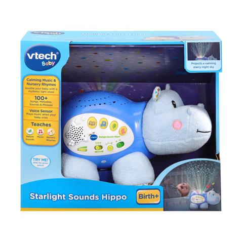 VTech Starlight Sounds Hippo